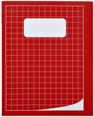 SCHRIFT A5 RUIT 10MM 70GR 80BLZ -SCHRIFTEN 400117558 Schrift a5 40blad 70gr 10mm ruit