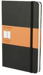 Moleskine Large Ruled Notebook -NOTITIEBOEKJES BTC IMQP060 BLACK