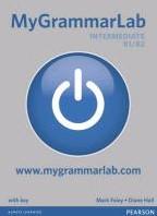 MyGrammarLab Intermediate with Key and M Foley, Mark