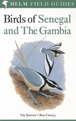 Birds of Senegal and The Gambia Borrow, Nik