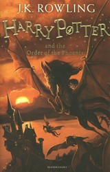 (05): HARRY POTTER AND THE ORDER OF THE J. K. ROWLING