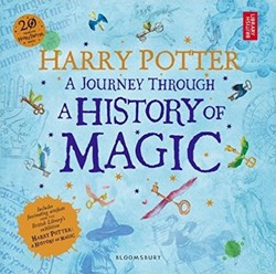 HARRY POTTER: A JOURNEY THROUGH A HISTOR Library, British