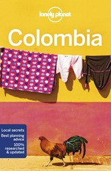 LONELY PLANET: COLOMBIA (8TH ED)
