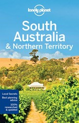 Lonely Planet South Australia & Nort