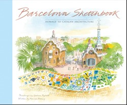 Barcelona Sketchbook -homage to Catalan Architecture