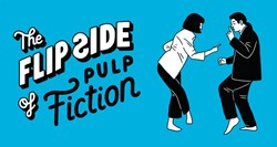The Flip Side of...Pulp Fiction -Unofficial and Unauthorised Little White Lies