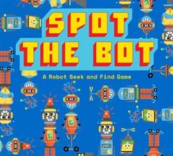 Spot the Bot -a Robot Seek and Find Game Elliot Kruszynski