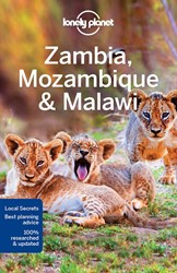 Lonely Planet Zambia, Mozambique & M