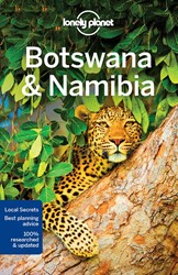 Lonely Planet Botswana & Namibia 4e