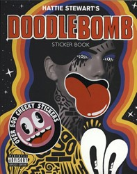 Hattie Stewart's Doodlebomb Sticker Stewart, Hattie