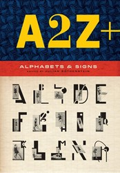 A2Z+ -alphabets & Signs Rothenstein, Julian