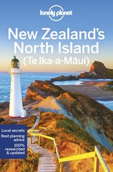 Lonely Planet New Zealand's North I