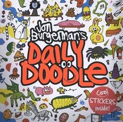 Jon Burgerman's Daily Doodle Burgerman, Jon