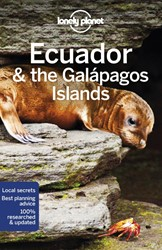 LONELY PLANET: ECUADOR & THE GALAPAG