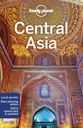 Lonely Planet Central Asia 7e