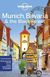 Lonely Planet Munich, Bavaria & the