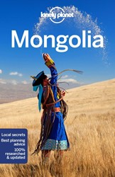 Lonely Planet Mongolia 8e