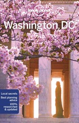 LONELY PLANET CITY GUIDE: WASHINGTON DC Lonely Planet Publications
