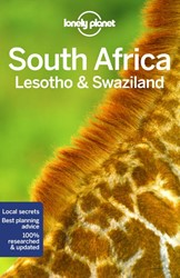 Lonely Planet South Africa, Lesotho &amp
