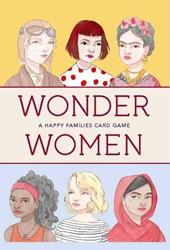 Wonder Women -a Happy Families Card Game Thomas, Isabel