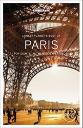 Lonely Planet Best of Paris 2019 3e