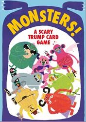 Monsters! -a Scary Trump Card Game Onn, Aidan