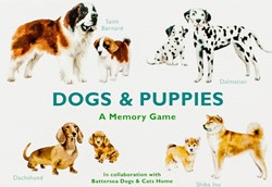 Dogs & Puppies -a Memory Game Emma Aguado