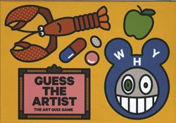 GUESS THE ARTIST: THE ART QUIZ GAME -The Art Quiz Game CRAIG & KARL