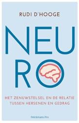 Neuro -het zenuwstelsel en de relatie tussen hersenen en gedrag D'Hooge, Rudi