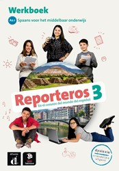 Reporteros -Spaans voor het middelbaar ond erwijs