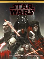 Darth Vader Marz, Ron