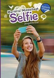Selfie - dyslexie uitgave -dyslexie uitgave Middelbeek, Mariette