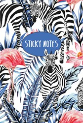 Sticky notes pack Zebra