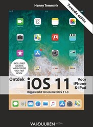Ontdek iOS 11 Temmink, Henny
