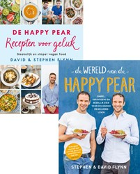 Combipakket De Wereld van de Happy Pear Flynn, David