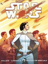 Star Wars 18, Muiterij op Mon Cala 2 Gillen, Kieron