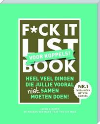 F*CK-it list voor koppels Jacob & Haver