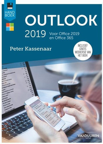 Handboek Outlook 2019 Kassenaar, Peter