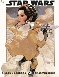 Star Wars As van Jedha1 -De as van Jedha 1 Gillen, Kieron