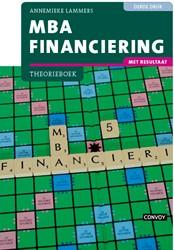 MBA financiering -met resultaat Lammers, Annemieke