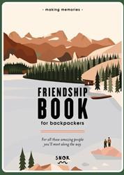 Friendship book for Backpackers Troije, Cerina de