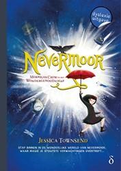 Nevermoor - Morrigan Crow en het Wonderg -dyslexie uitgave Townsend, Jessica