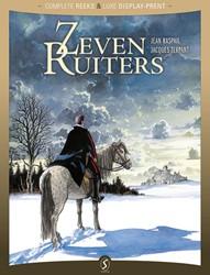 Zeven Ruiters -Complete reeks + luxe displayp rent Raspail, Jean
