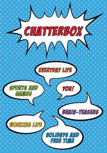 Chatterbox, kaartspel Engels -Kaartspel voor gesprekstrainin g Engels Daalen, Kees