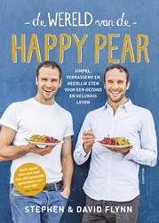 De wereld van de Happy Pear -simpel, verrassend en heerlijk eten voor een gezond en geluk Flynn, Stephen