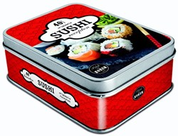 Sushi - Blik op koken -originele recepten Arkel, Francis van