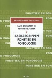 Basisbegrippen Fonetiek en Fonologie Smessaert, Hans
