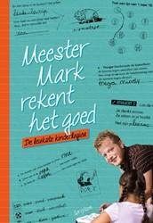 Meester Mark rekent het goed -de leukste kinderlogica Werf, Mark van der