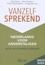 Vanzelfsprekend. Nederlands voor anderst -Werkboek Engels Devos, Rita