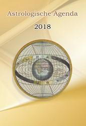 Astrologische Agenda 2018 ringband -themanummer: klassieke astrolo gie: periodesystemen Hermes, Martien